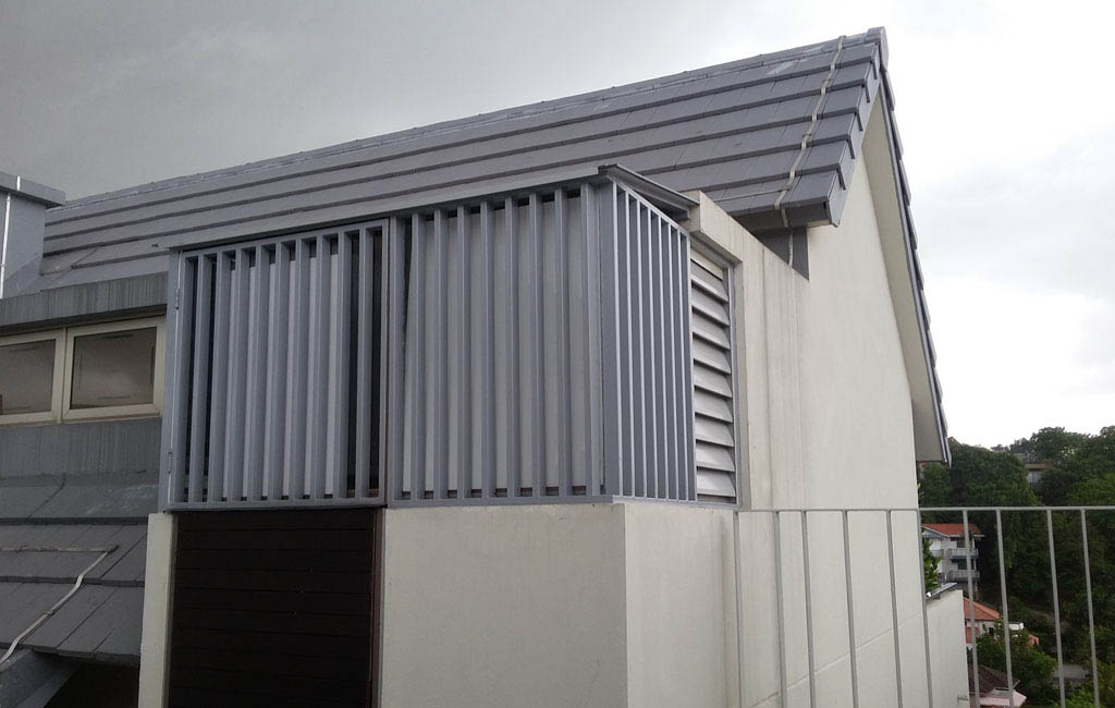 Louvers Contractor