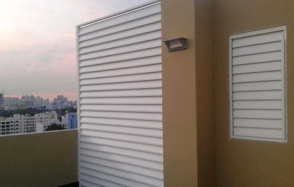 Louver Supplier